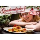 Weihnachtsaktion Schlossentdeckung und köstlich Speisen zu Zweit