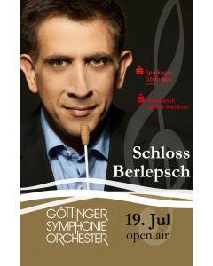 Göttinger Symphonie Orchester Konzert 19. Juli 2020